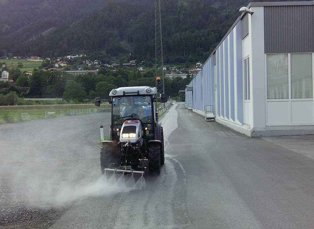 Lamborghini-Traktor DAVID